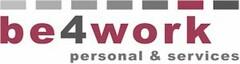 Job von be4work GmbH