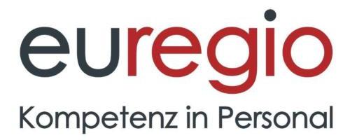 Job von euregio Personaldienstleistungen GmbH