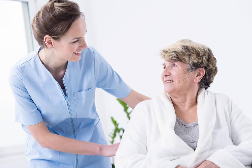 Template for Altenpfleger*in