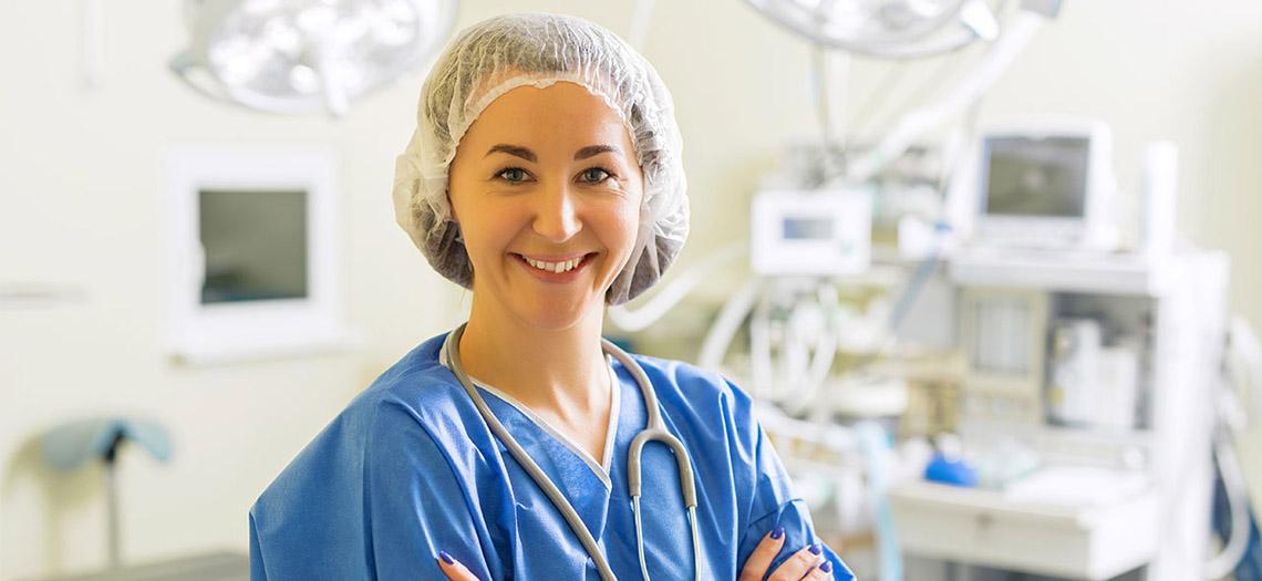 Fachkrankenpfleger - Intensivpflege/Anästhesie (m/w/d) - Priomed GmbH