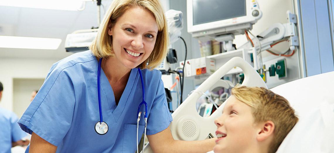 Gesundheits- und Kinderkrankenpfleger (m/w/d) - Priomed GmbH