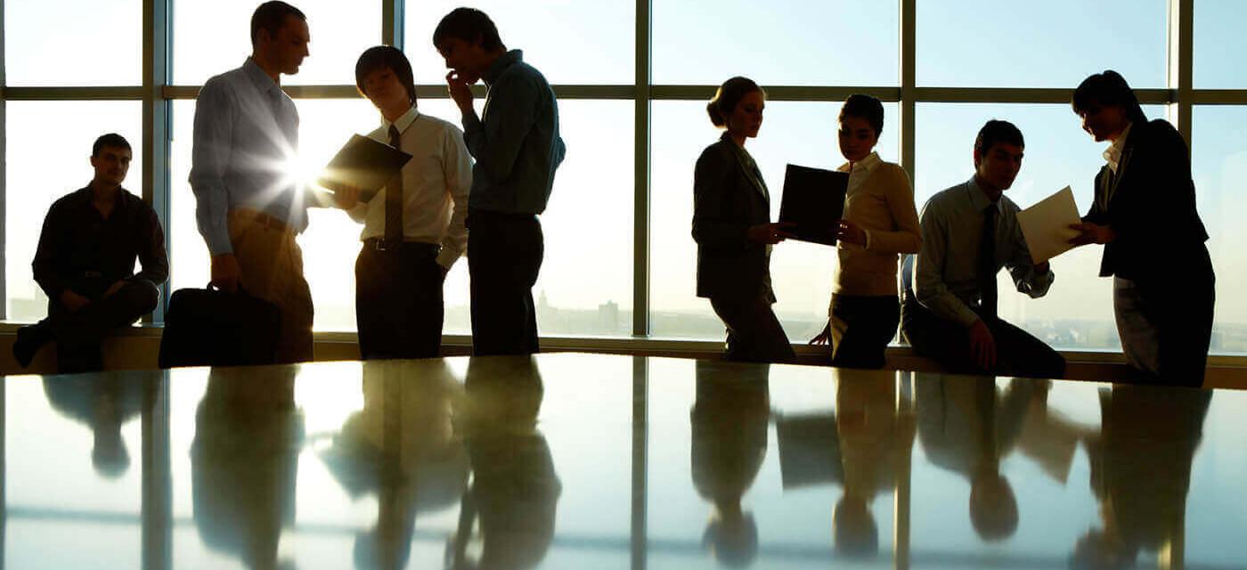 Header für Personal Manager