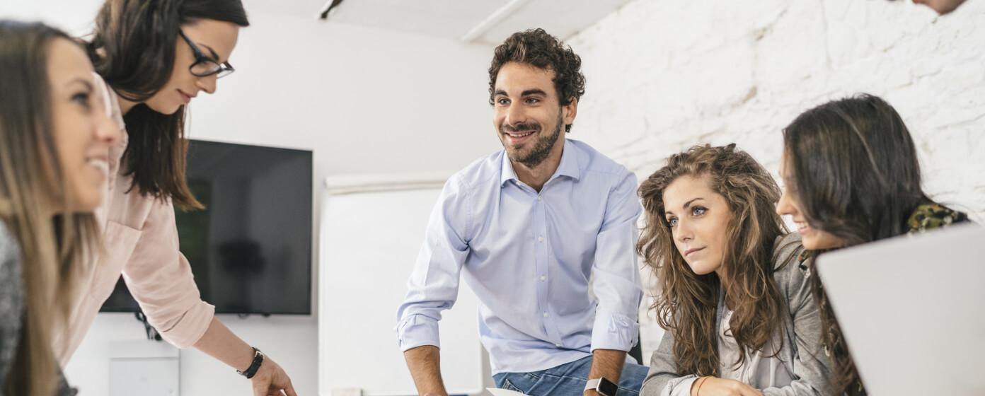 Template for Mitarbeiter Qualitätssicherung (m/w/d) Assistenz