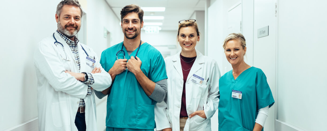 Template for Fachkrankenpfleger - Intensivpflege/Anästhesie (m/w/d) - bis zu 5.500 Euro