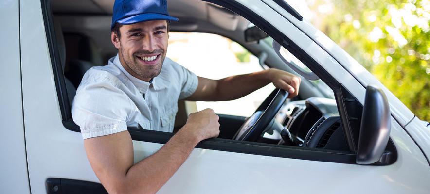 Template for Fahrer- Intern für die Mitarbeiter (m/w) Teilzeit bis 25 Std./Woche