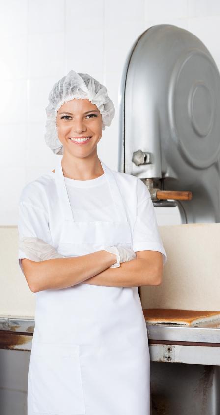 Header Image für Stelle - Helferjob in der Lebensmittelproduktion (m/w/d) -