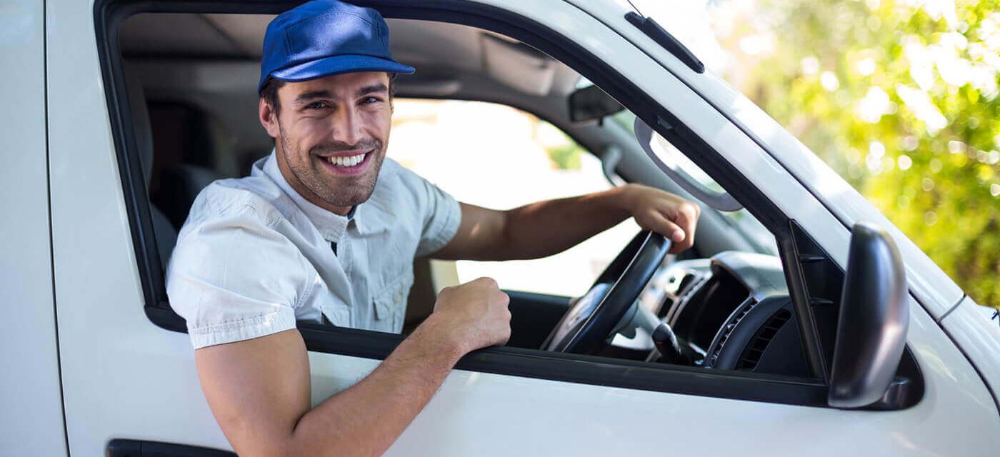 Header für Fahrer (m/w/d) zur internen Besetzung auf 450 EUR- Basis