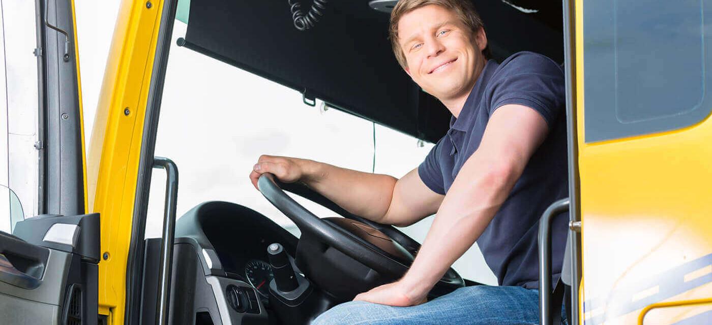 Header für LKW Fahrer Nah- und Fernverkehr  (m/w/d)