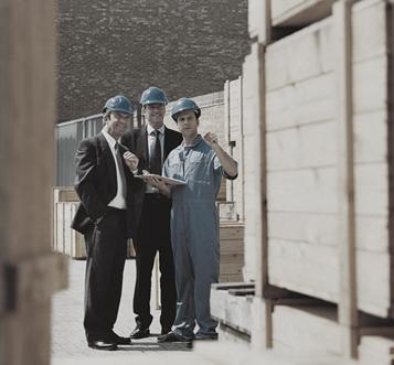 Bauarbeiter Bild