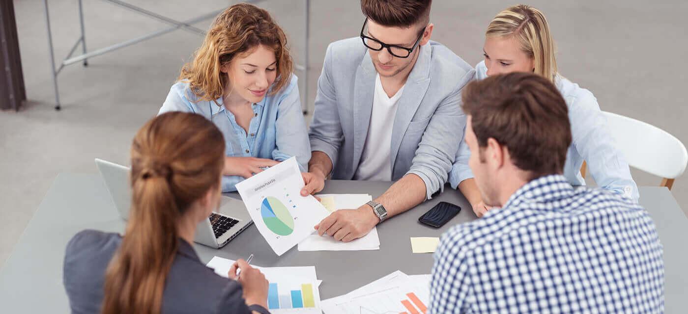 Header für Sachbearbeiter/-in Datenerfassung in Vollzeit Ehingen